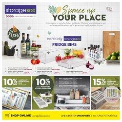 Storage Box catalogue ( 5 days left )