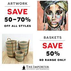 The Importer catalogue ( Expired )