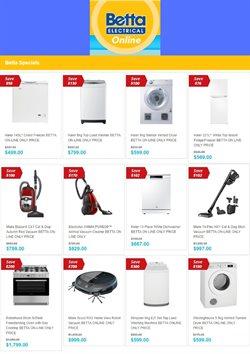 Betta Electricals catalogue ( 7 days left )