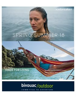 Offers from Bivouac in the Auckland special