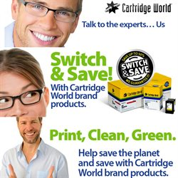 Offers from Cartridge World in the Auckland special