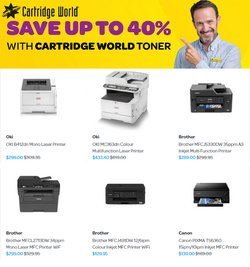 Cartridge World catalogue ( 2 days left )