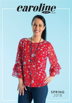Clothing, shoes & accessories offers in the Caroline Eve catalogue in Rotorua