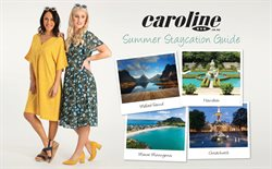 Caroline Eve catalogue ( More than a month )