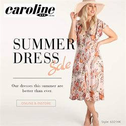 Caroline Eve catalogue ( Expires tomorrow )