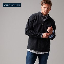 Wild South offers in the Wild South catalogue ( 13 days left)