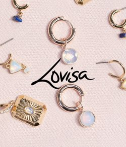 Clothes, Shoes & Accessories offers in the Lovisa Jewellery catalogue ( Expires tomorrow )