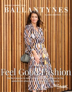 Ballantynes offers in the Ballantynes catalogue ( More than a month)
