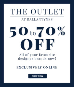 Offers from Ballantynes in the Christchurch special