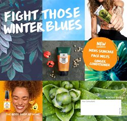 Pharmacy, Beauty & Personal Care offers in the The Body Shop catalogue in Inglewood