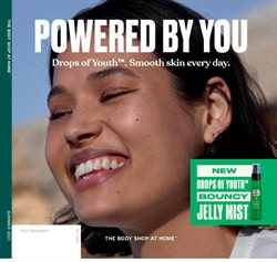 Pharmacy & Beauty offers in the The Body Shop catalogue in Tauranga ( 2 days ago )