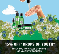 Offers from The Body Shop in the Auckland special
