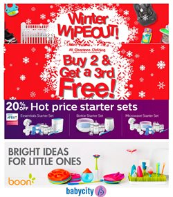 Kids, toys & babies offers in the Babycity catalogue in Lincoln