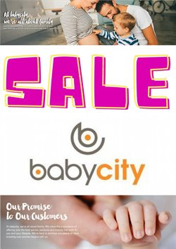 Babycity catalogue ( More than a month )
