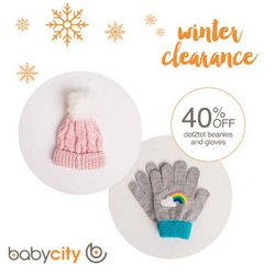 Babies, Kids & Toys offers in the Babycity catalogue ( 1 day ago)