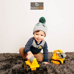 Babycity offers in the Babycity catalogue ( 24 days left)