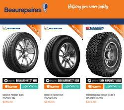 Beaurepaires catalogue ( Expired )