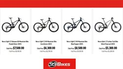 99 Bikes catalogue ( 3 days left )