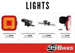 99 Bikes offers in the 99 Bikes catalogue ( 2 days left)
