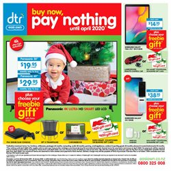 Christmas offers in the DTR catalogue ( 8 days left)