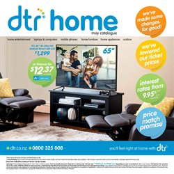 DTR catalogue in Palmerston North ( 8 days left )