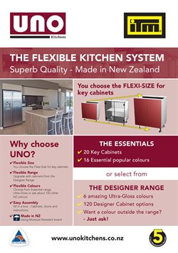 Offers from ITM Building in the Hokitika special