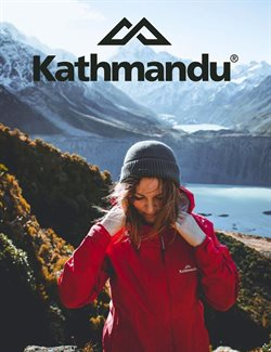 Offers from Kathmandu in the Palmerston North special