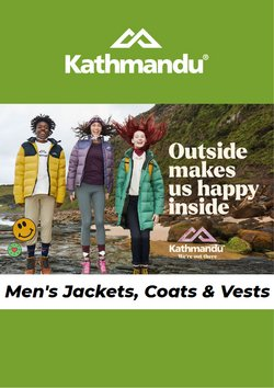 Kathmandu offers in the Kathmandu catalogue ( Expired)