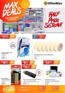 OfficeMax catalogue ( Expired )