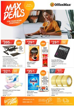 OfficeMax catalogue ( 27 days left )