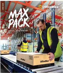 OfficeMax offers in the OfficeMax catalogue ( More than a month)