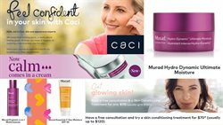Caci catalogue ( More than a month )