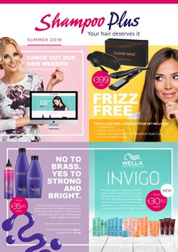 Pharmacy, Beauty & Personal Care offers in the Shampoo Plus catalogue in Rotorua