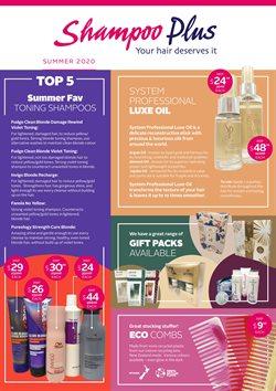 Shampoo Plus catalogue ( Expired )