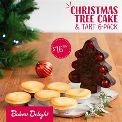 Offers from Bakers Delight in the Tauranga special