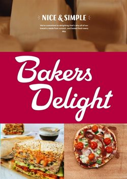 Christmas offers in the Bakers Delight catalogue ( 9 days left)