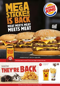 Burger King catalogue ( 11 days left )