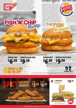 Burger King catalogue ( 4 days left )