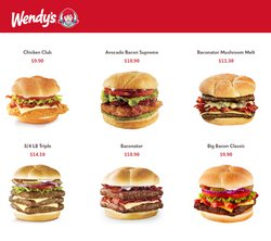 Wendy's catalogue ( 3 days left )