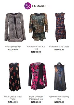 Offers from Emma Rose in the Auckland special