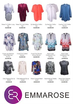 Emma Rose catalogue in Hamilton ( More than a month )