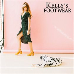 Kelly's Footwear catalogue ( Expired )