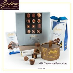Restaurants offers in the Butlers catalogue ( 9 days left)