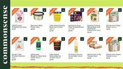 Commonsense Organics catalogue ( 12 days left )