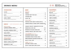 Restaurants offers in the Mediterranean Foods catalogue ( More than a month)