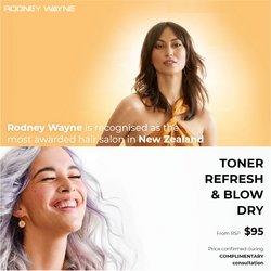 Pharmacy & Beauty offers in the Rodney Wayne catalogue ( Expires tomorrow)