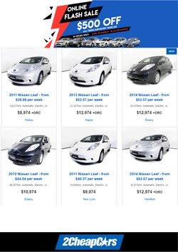 2Cheap Cars catalogue ( Expired )