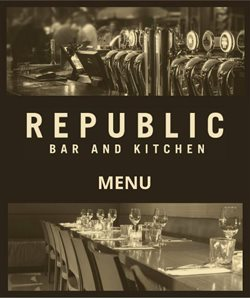 Offers from Republic Bar & Kitchen in the Auckland special