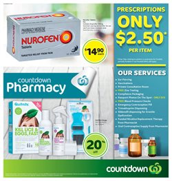 Grocery & Liquor offers in the Countdown catalogue in Motueka