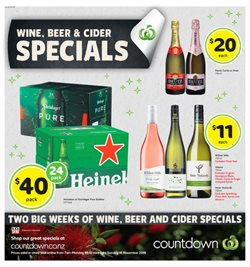 Offers from Countdown in the Upper Hutt special